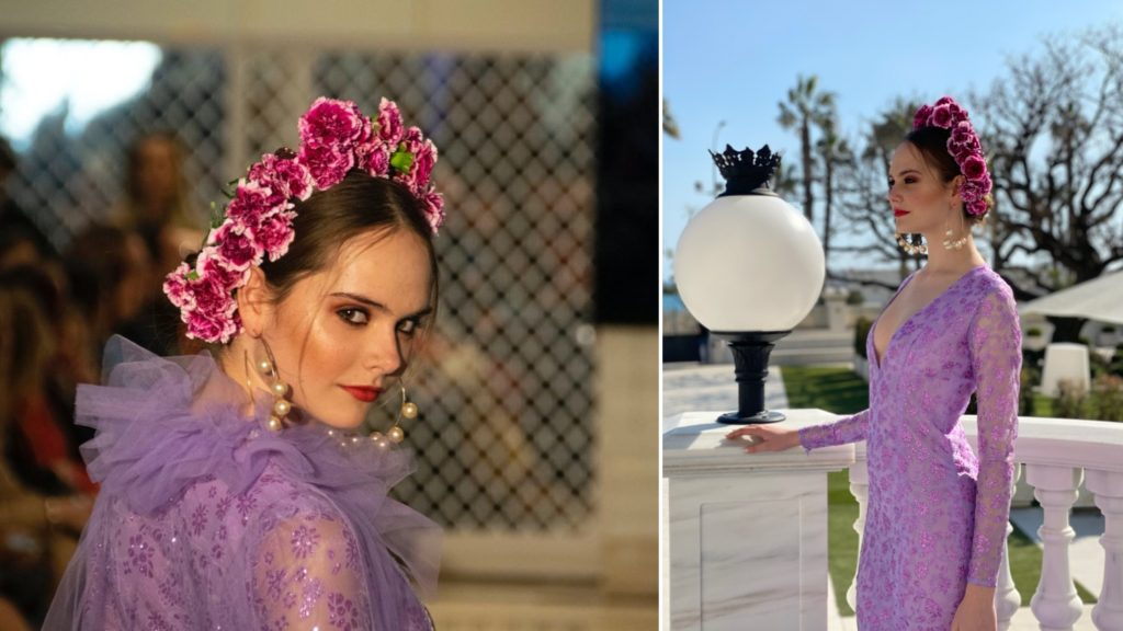 linda españa patricia checa 2019